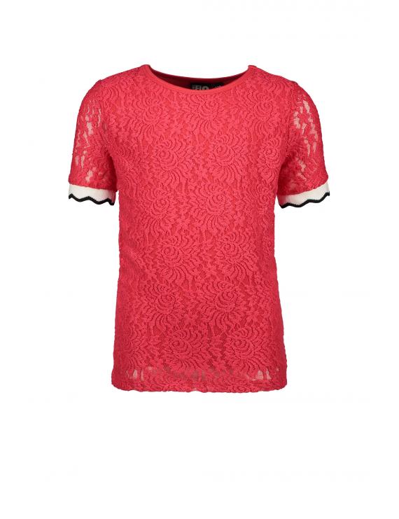 Like Flo - T-Shirt - Cerise