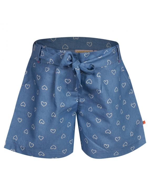 Someone - Short - Brooke - Jeans Blue