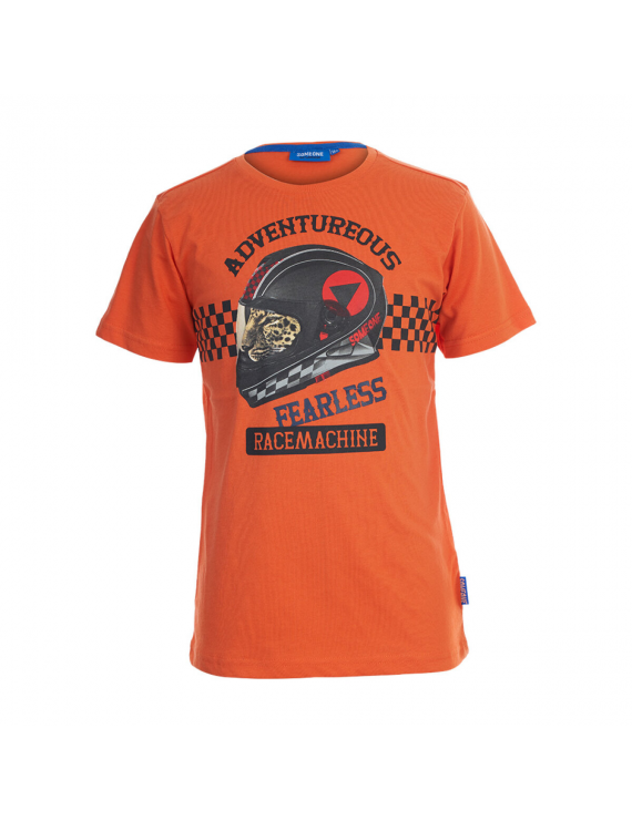 Someone - T-Shirt - Jeep - Orange