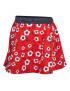 Someone - Skirt - Floret - Red
