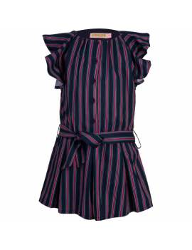 Someone - Jumpsuit - Think - Navy