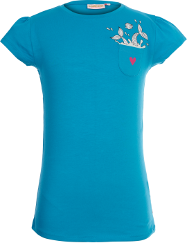 Someone - T-Shirt - Mermaid - Aqua