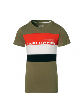 Quapi - T-Shirt - Fabio - Olive