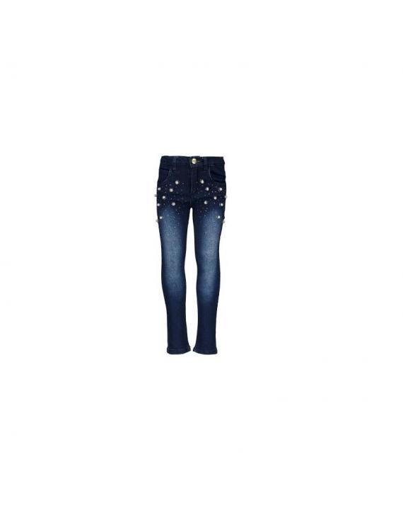 Le Chic - Jeans - Dark Blue Denim