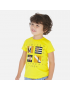 Mayoral - T-Shirt - Cool Boys - Canario