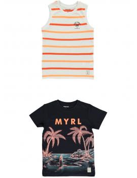 Mayoral - T-Shirt - Set - MYRL - Oceano