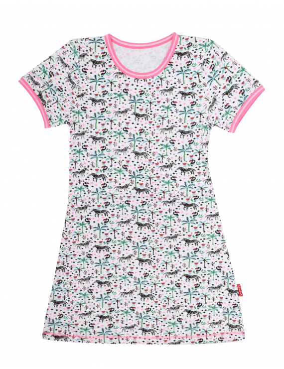 Claesen's - Girls Pyjama - Palm