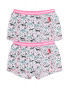 Claesen's - Girls 2-Pack Boxershorts - Palm