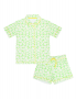Claesen's - Girls Pyjama - Daisy Stripes