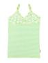 Claesen's - Girls 2-Pack Singlet - Daisy Stripes