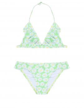Claesen's - Girls Bikini - Daisy Stripes