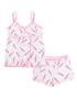 Claesen's - Girls Baby Doll - Carrot Stripes
