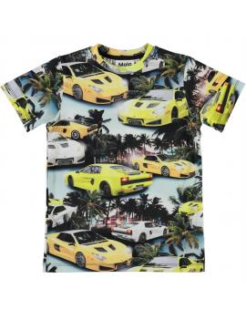 Molo - T-Shirt - Ralphie - Fast Cars