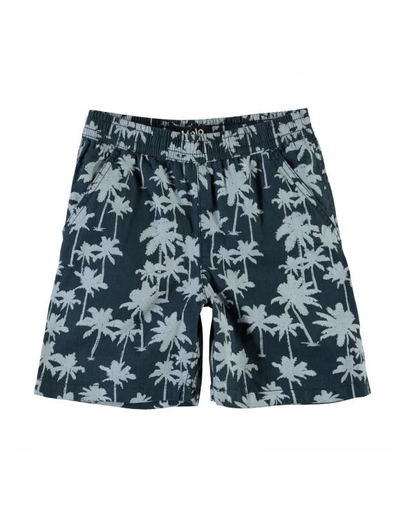 Molo - Short - Acton - Summernight Palmtree