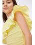 Molo - Top - Rebecca - Pale Lemon