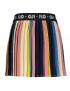 Like Flo - Rok - Stripe Plisse - Multi
