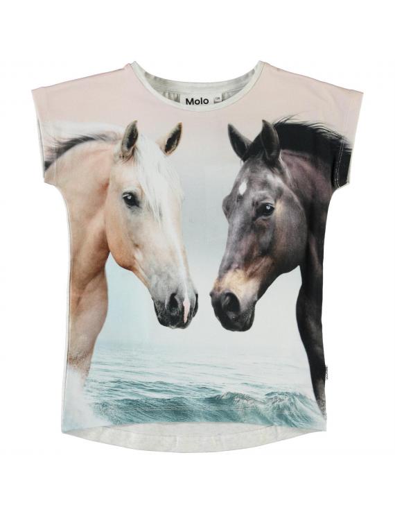 Molo - T-Shirt - Ragnhilde - Horse Friends