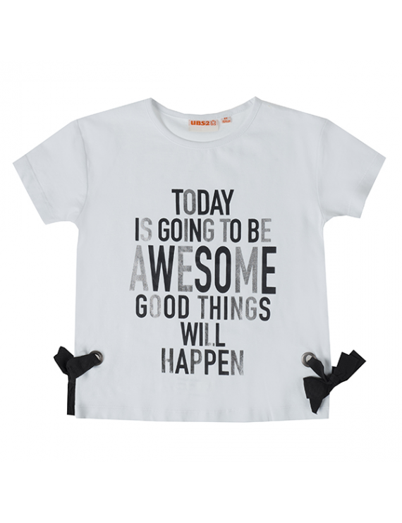UBS2 - T-Shirt - Good things will happen