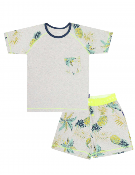 Claesen's - Boys Pyjama - Pineapple