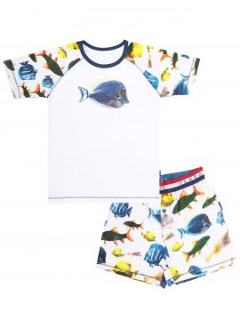 Claesen's - Boys Pyjama - Fish