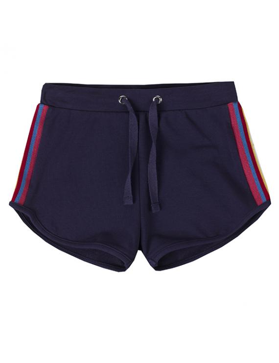 UBS2 - Short - Navy Blue Stripe
