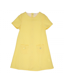 Gymp - Dress - Yellow