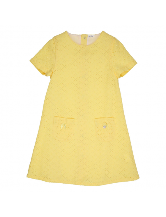 Gymp - Robe - Yellow