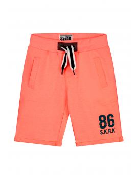 Skurk - Short - Bodie - Neon Coral