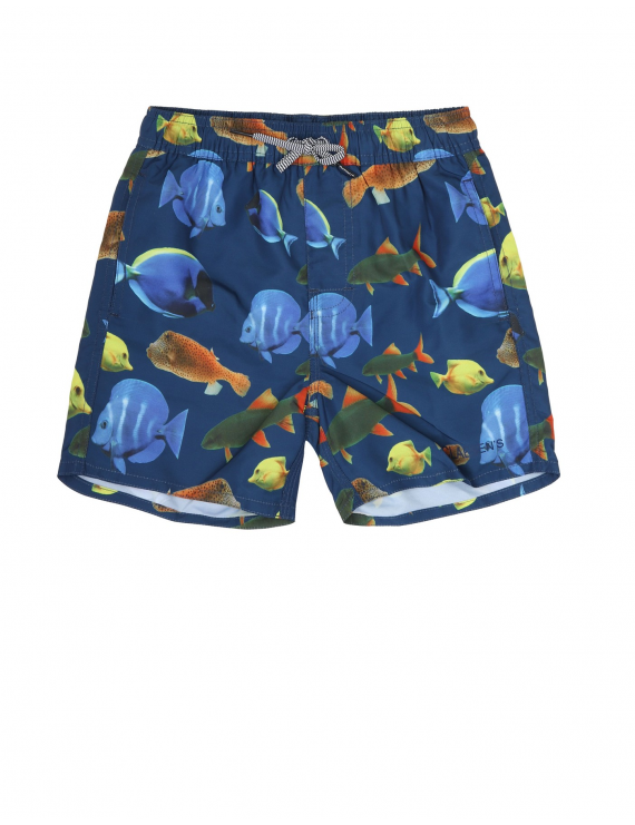 Claesen's - Boys Zwemshort - Fish