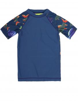 Claesen's - Boys UV Zwemshirt - Fish