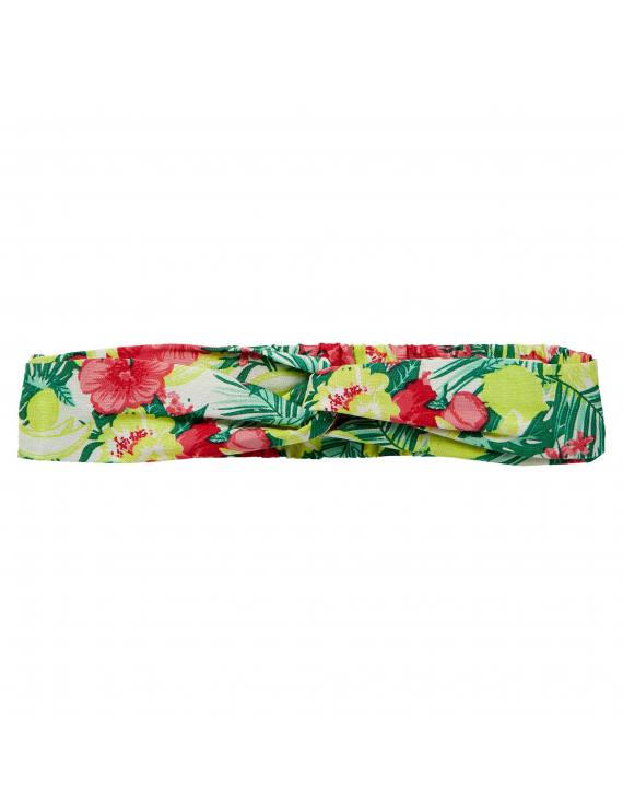 Quapi - Haarband - Finou - Multi Color Flower
