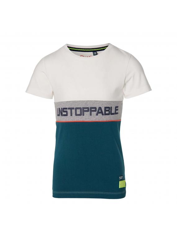 Quapi - T-Shirt - Fabrice
