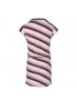 Quapi - Jurk - Fab - White Multi Stripe