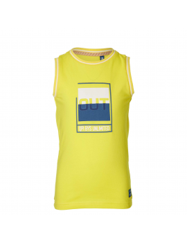 Quapi - Singlet - Fitz - Blazing Yellow