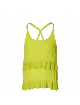 Quapi - Top - Felina - Lemon Yellow