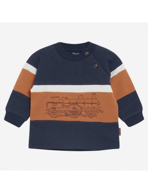 Hust & Claire - Sweater - Sylvester - Navy