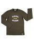 Gymp - Longsleeve - Cool For Sure - Khaki