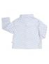 Gymp - Hemd - Bow Ties - White/Blue