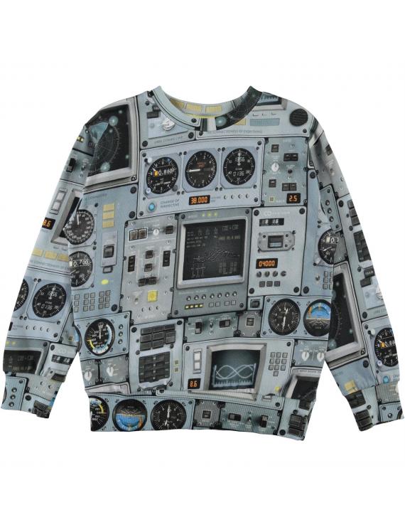 Molo - Sweater - Mik - Cockpit