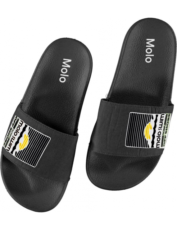 Molo - Badslippers - Zhappy - Black