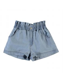 Molo - Short - Adara - Summer Wash Indigo