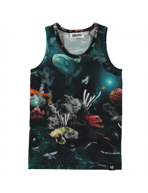 Molo - Singlet - Jim - Deep Sea