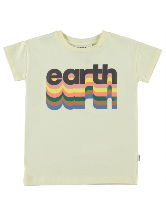 Molo - T-Shirt - Robine - Earth Marzipan