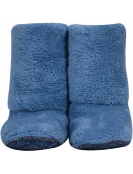 Woody - Pantoffels - Blauw