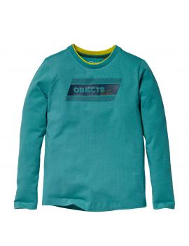 Quapi - Longsleeve - Kadir - Turquoise