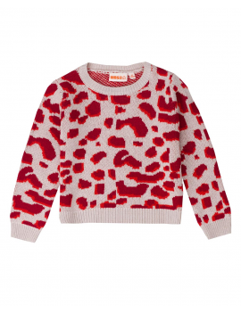 UBS2 - Trui - Red speckles