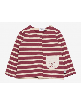 Hust & Claire - Cardigan - Cine - Red Rouge