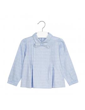 Mayoral - Shirt - Party - Azul