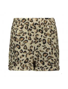 Like Flo - Short - Leopard