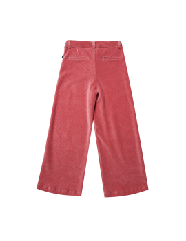 Someone Awesome - Broek Velours - Febe - Light Pink